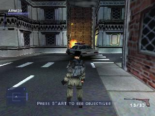 Screenshot Thumbnail / Media File 1 for Syphon Filter [NTSC-U]
